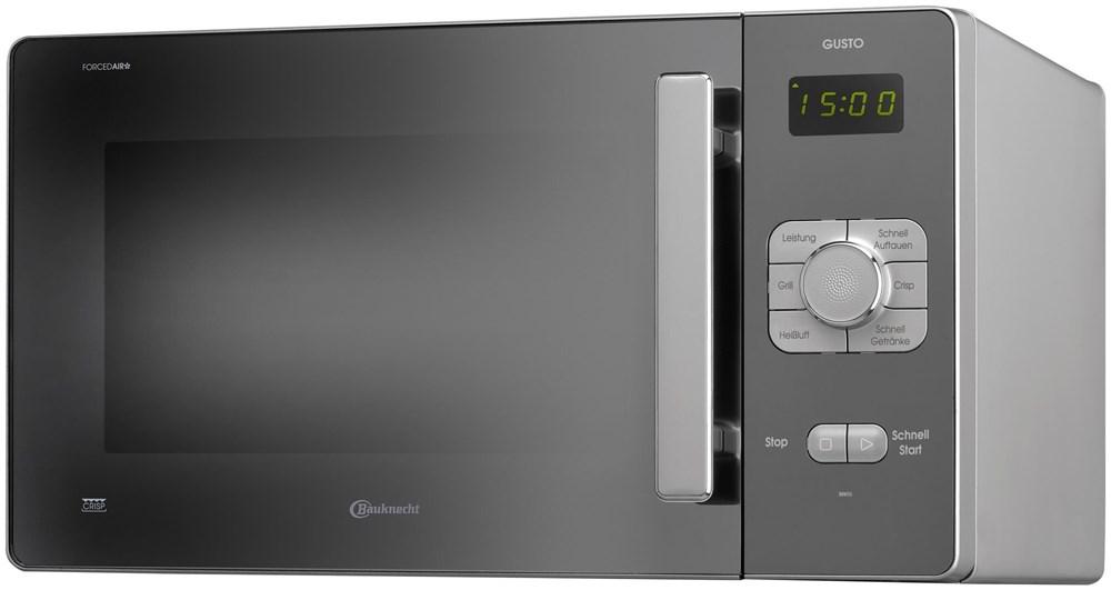 bauknecht mw 88 mir mikrowelle 25l mit quarz grill hei luft mikrowellen computeruniverse. Black Bedroom Furniture Sets. Home Design Ideas