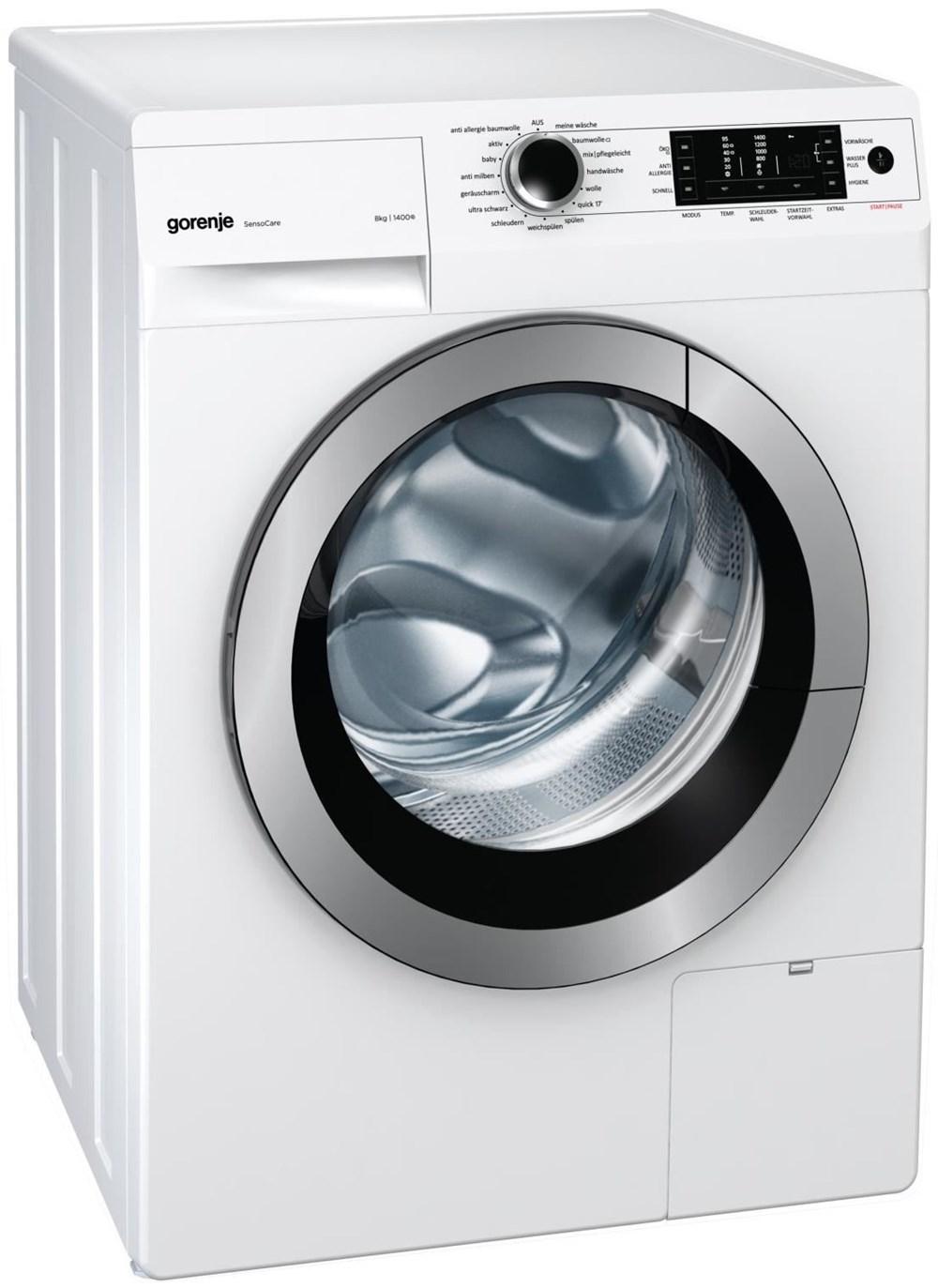 gorenje w 8554tx i waschautomat waschmaschinen. Black Bedroom Furniture Sets. Home Design Ideas