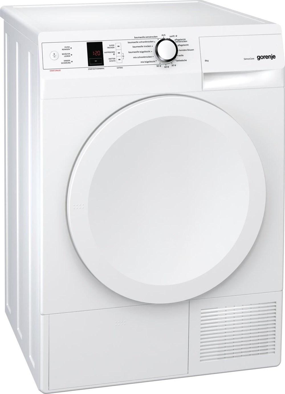 Gorenje D 8566 A+++ Wäschetrockner (EEK: A+++) - Preisvergleich