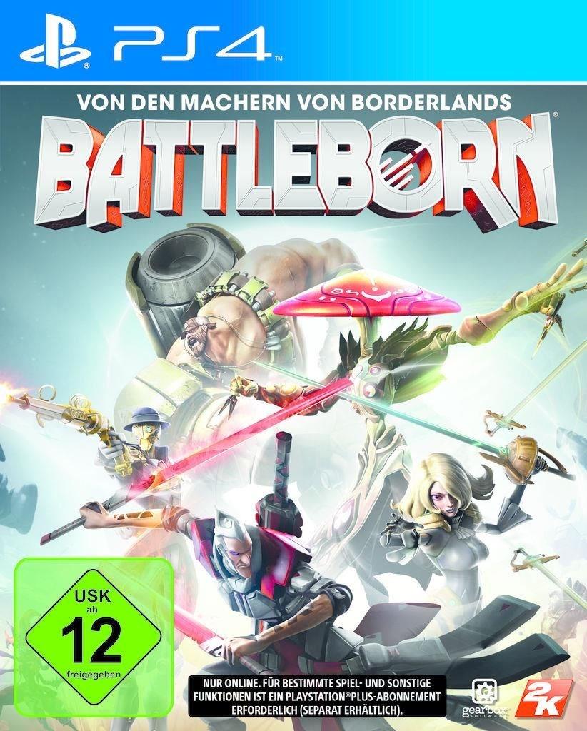 Take-Two Battleborn - PlayStation 4 Deutsch (41803) jetztbilligerkaufen