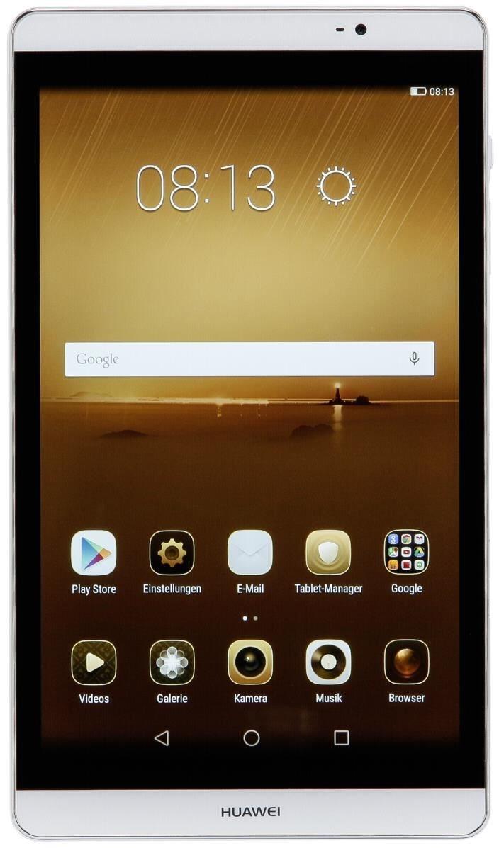 Huawei MediaPad M2 WiFi 16GB Android silber