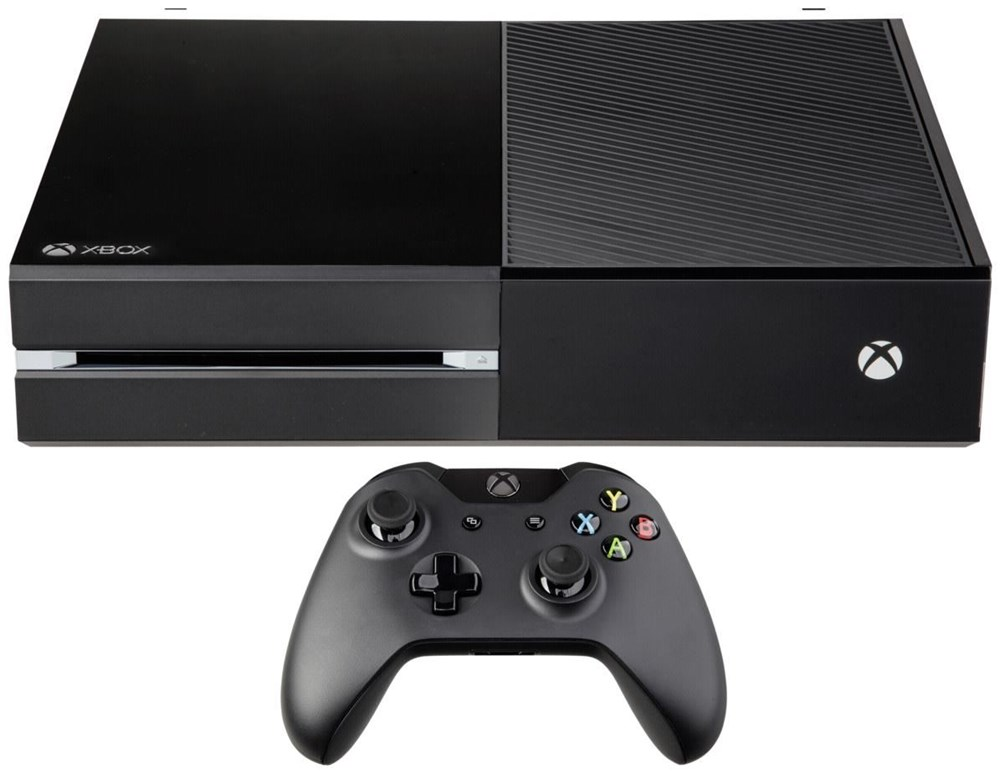 microsoft xbox one 1tb xbox one consoles computeruniverse. Black Bedroom Furniture Sets. Home Design Ideas