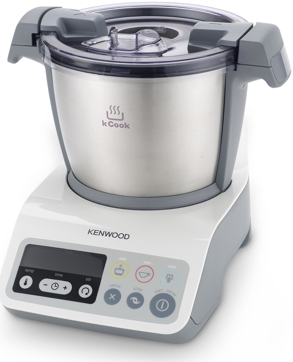 kenwood ccc 200wh kcook mit kochfunktion, gratis 2. schüssel und ... - Rezepte Für Kenwood Küchenmaschine