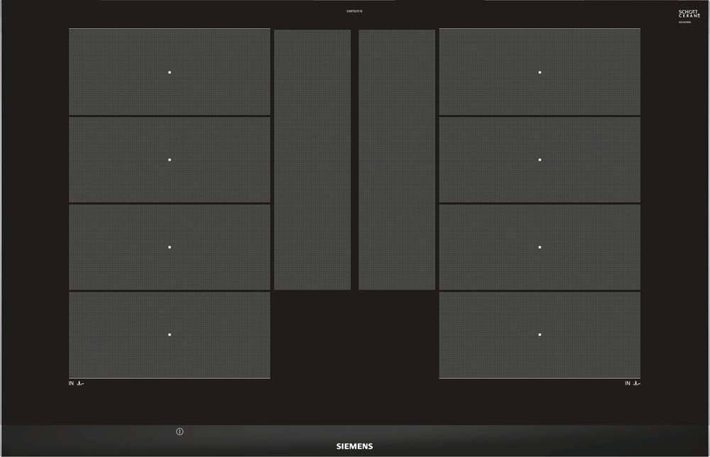 siemens ex875lyc1e elektro kochfeld built in cooktops computeruniverse. Black Bedroom Furniture Sets. Home Design Ideas