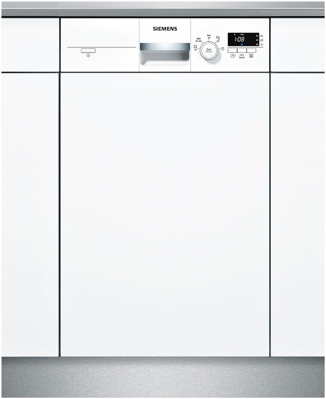 siemens sr55e207eu iq300 a sp ler integriert 45cm wei einbaugeschirrsp ler computeruniverse. Black Bedroom Furniture Sets. Home Design Ideas