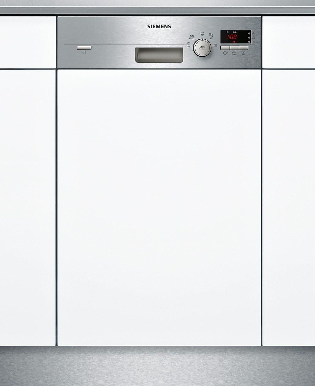 siemens sr55e507eu iq300 a sp ler integriert 45cm edelstahl einbaugeschirrsp ler. Black Bedroom Furniture Sets. Home Design Ideas