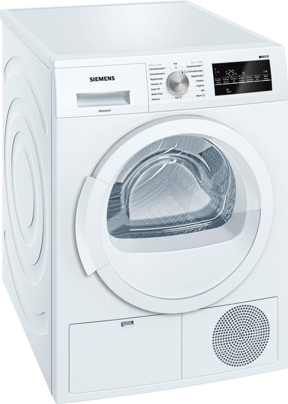 Siemens WT46G400 (EEK: B) - Preisvergleich