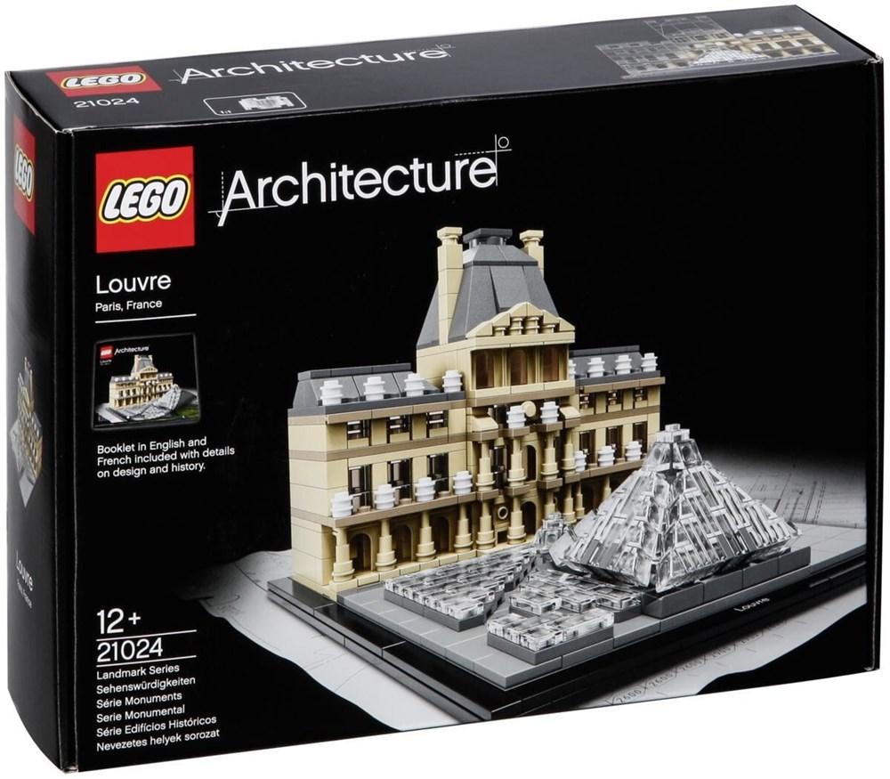 LEGO® Architecture 21024 Louvre - Preisvergleich