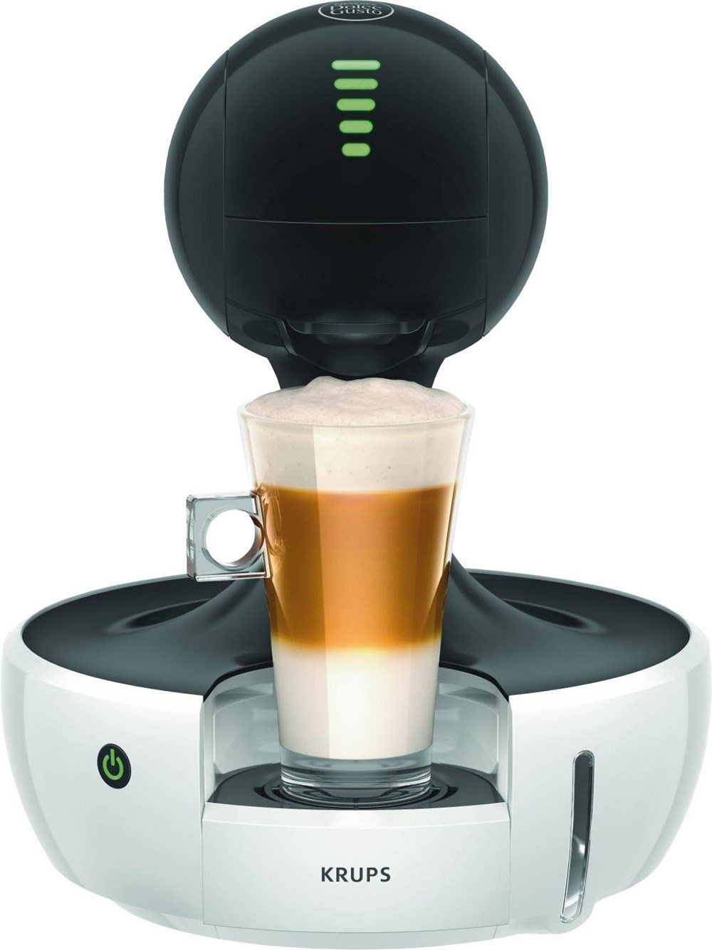 krups kp3501 dolce gusto drop wei schwarz coffee pod capsule machines computeruniverse. Black Bedroom Furniture Sets. Home Design Ideas
