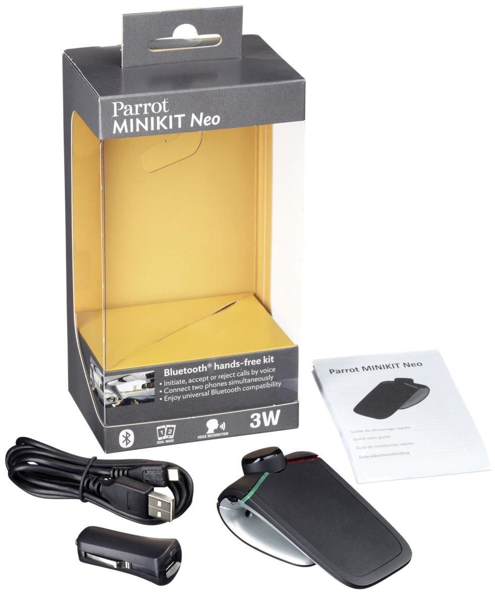 Parrot Minikit Neo Bluetooth Freisprechanlage