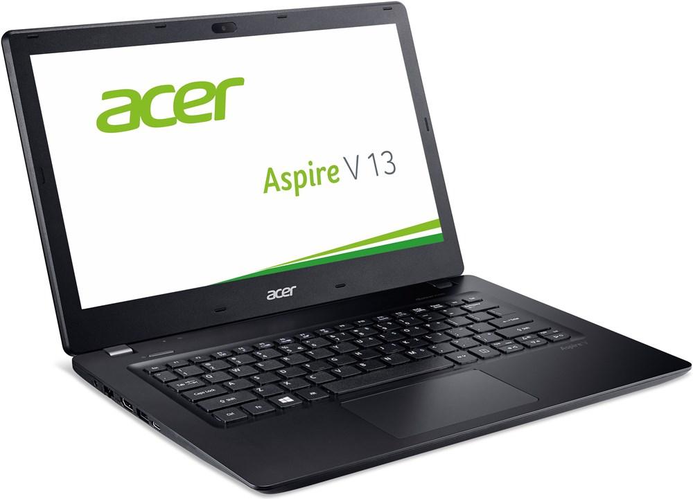 acer aspire v3 372 59pb schwarz ohne betriebssystem. Black Bedroom Furniture Sets. Home Design Ideas