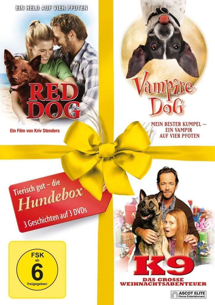 Die Hundebox (DVD)