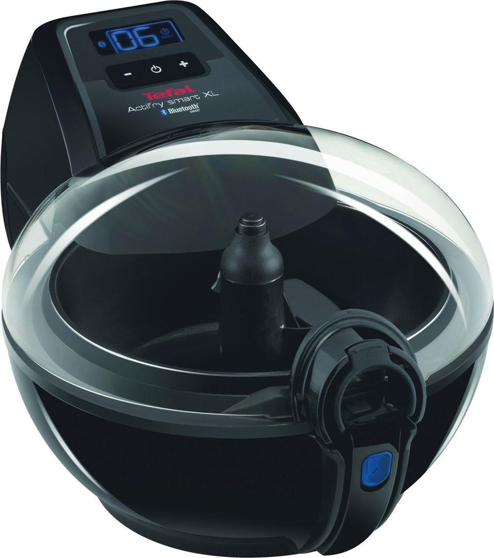 Tefal AH9808 Heißluft-Fritteuse ActiFry Smart Express Technologie, Bluetooth