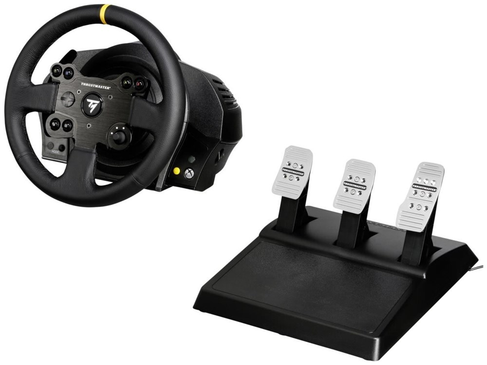 thrustmaster tx racing wheel leather edition xbox one pc joysticks gamepads lenkr der. Black Bedroom Furniture Sets. Home Design Ideas