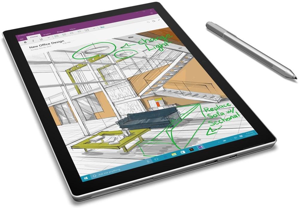 Microsoft Surface Pro 4 W10 Pro 128GB Core M 4GB RAM - Preisvergleich