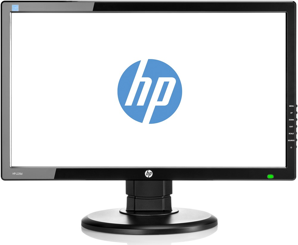hp elitedisplay e222 m1n96aa monitore computeruniverse. Black Bedroom Furniture Sets. Home Design Ideas