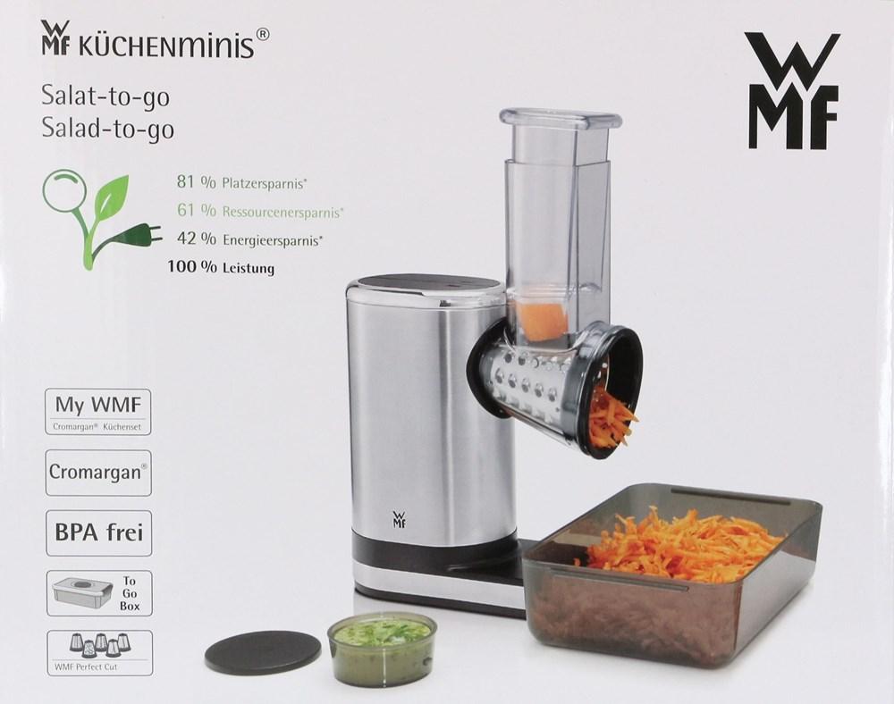 WMF KÜCHENminis Salat to go