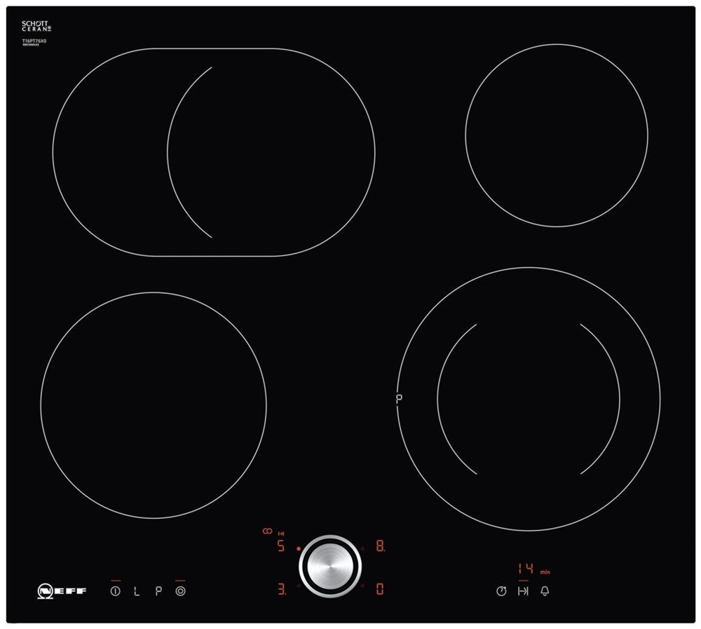 Neff tpt 1676 x kochfeld built in cooktops for Kochfeld neff