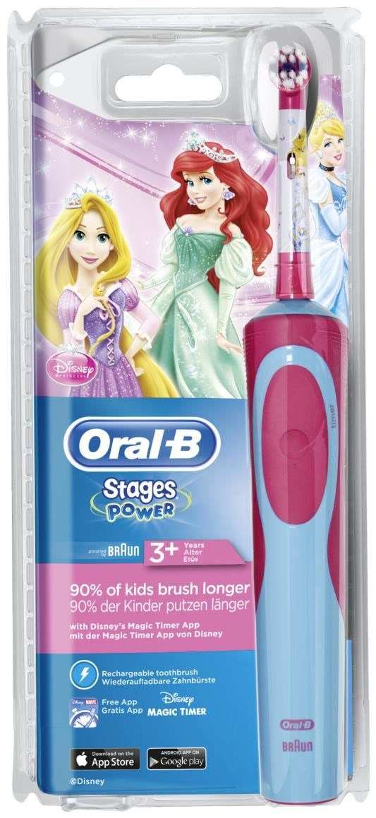 oral b stages power princess cls zahnb rsten. Black Bedroom Furniture Sets. Home Design Ideas