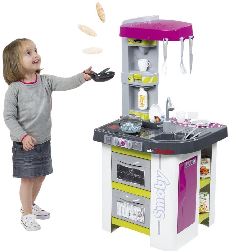 Smoby Spielküche Tefal