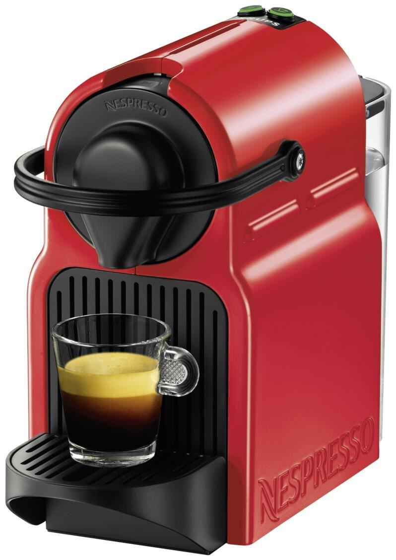 krups xn 1005 inissia nespresso ruby red coffee pod capsule machines computeruniverse. Black Bedroom Furniture Sets. Home Design Ideas