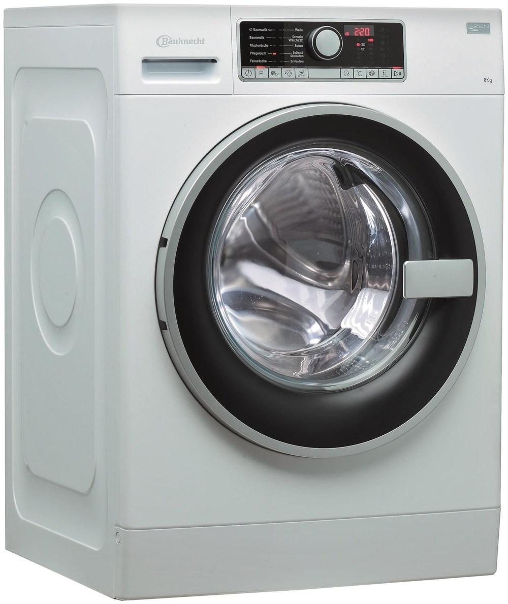 bauknecht wa prime 854 z frontlader waschmaschinen computeruniverse. Black Bedroom Furniture Sets. Home Design Ideas