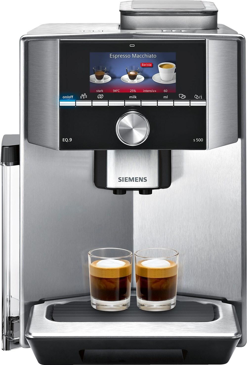Siemens TI905501DE Kaffeevollautomat
