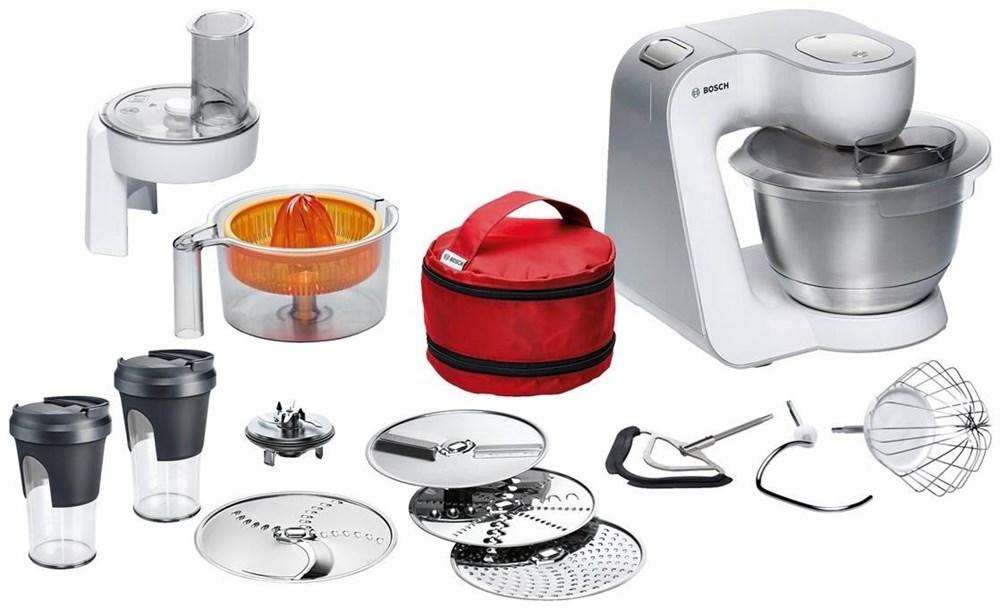 Bosch MUM58W56DE Küchenmaschine - Kitchen Appliances ...