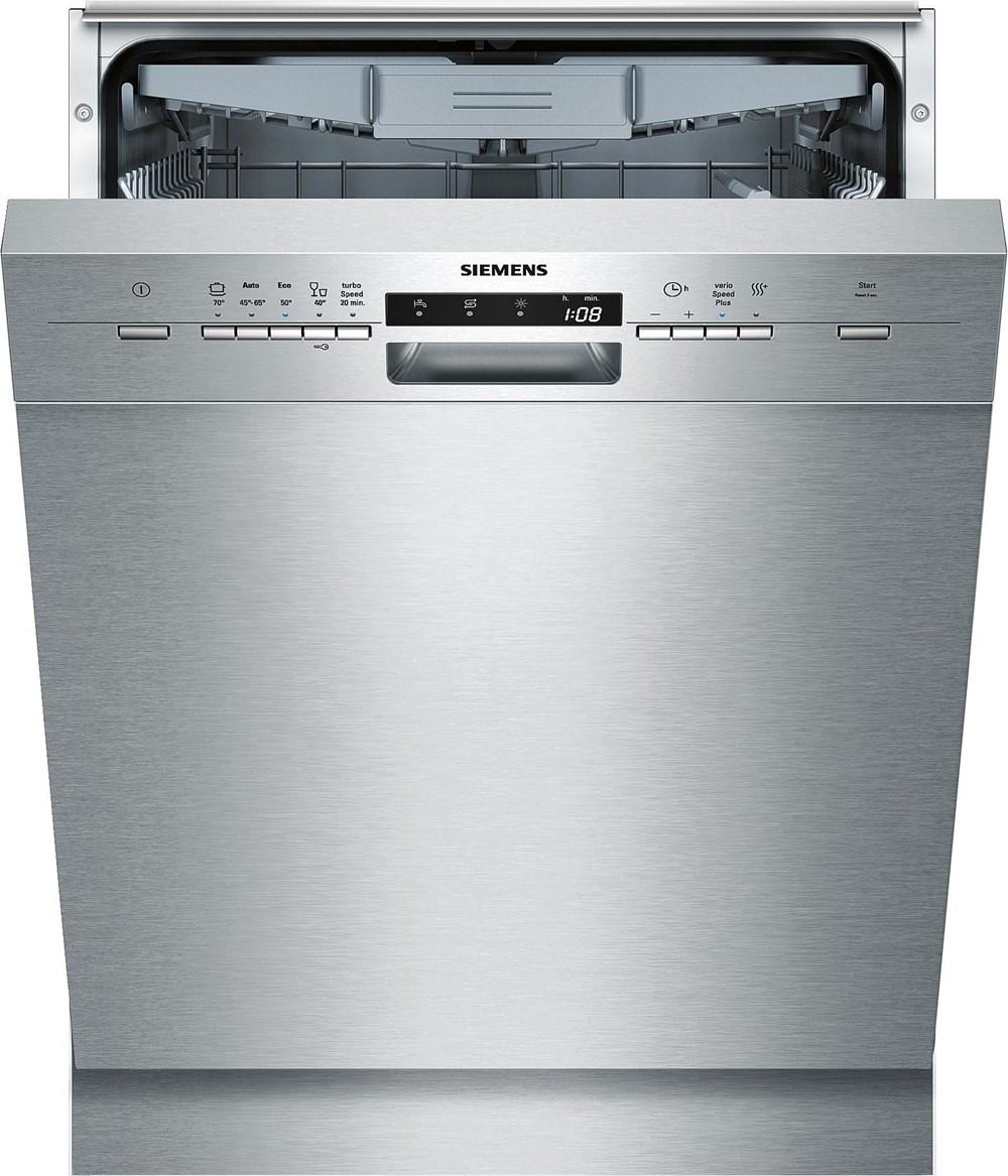 Siemens SN45P582EU Unterbauspüler 60cm Edelstahl (EEK: A++)