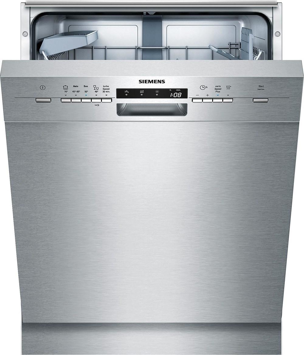 Siemens SN45P532EU Unterbauspüler 60cm Edelstahl (EEK: A++)