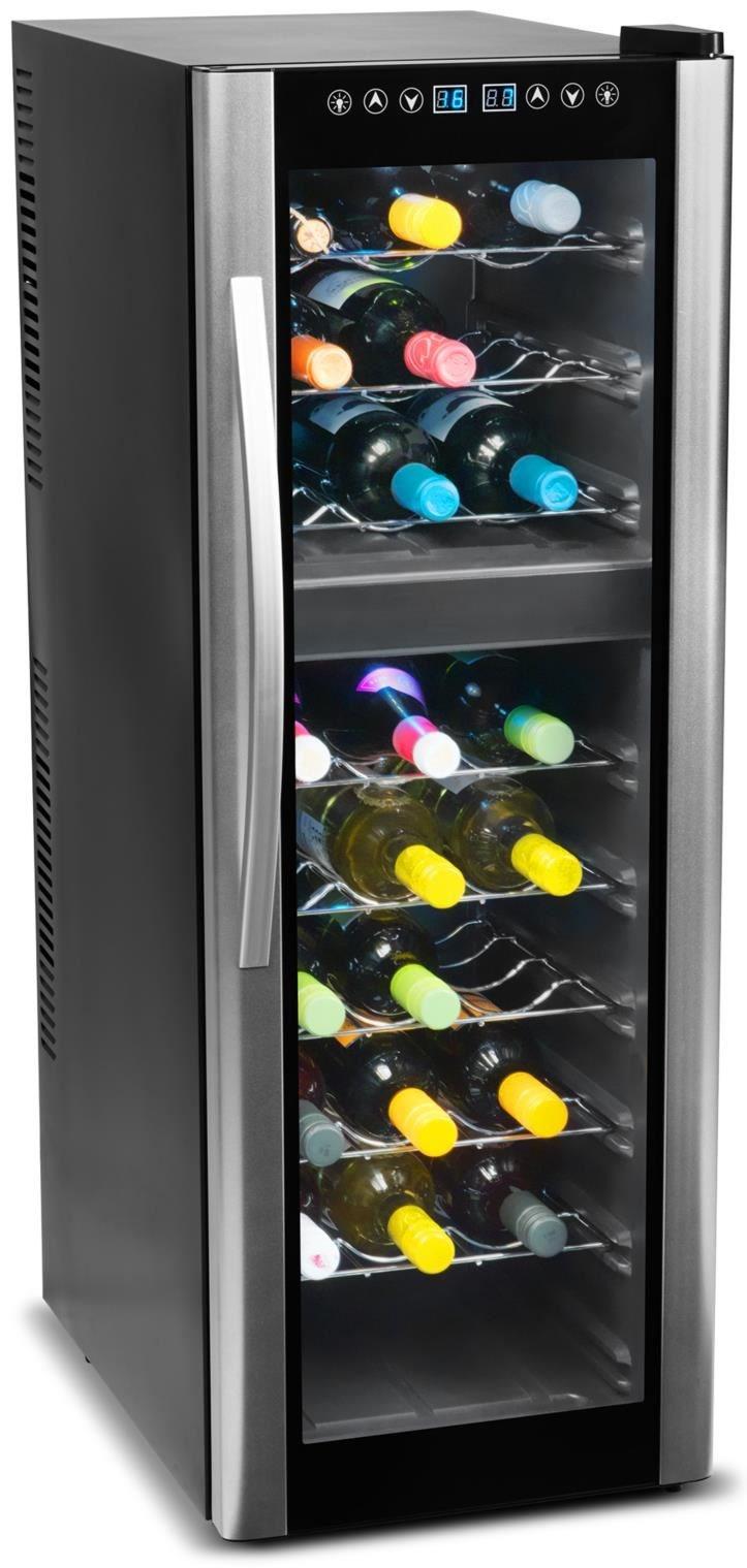 MEDION (MD 37117) Weinkühlschrank - Weintemperierschränke ...