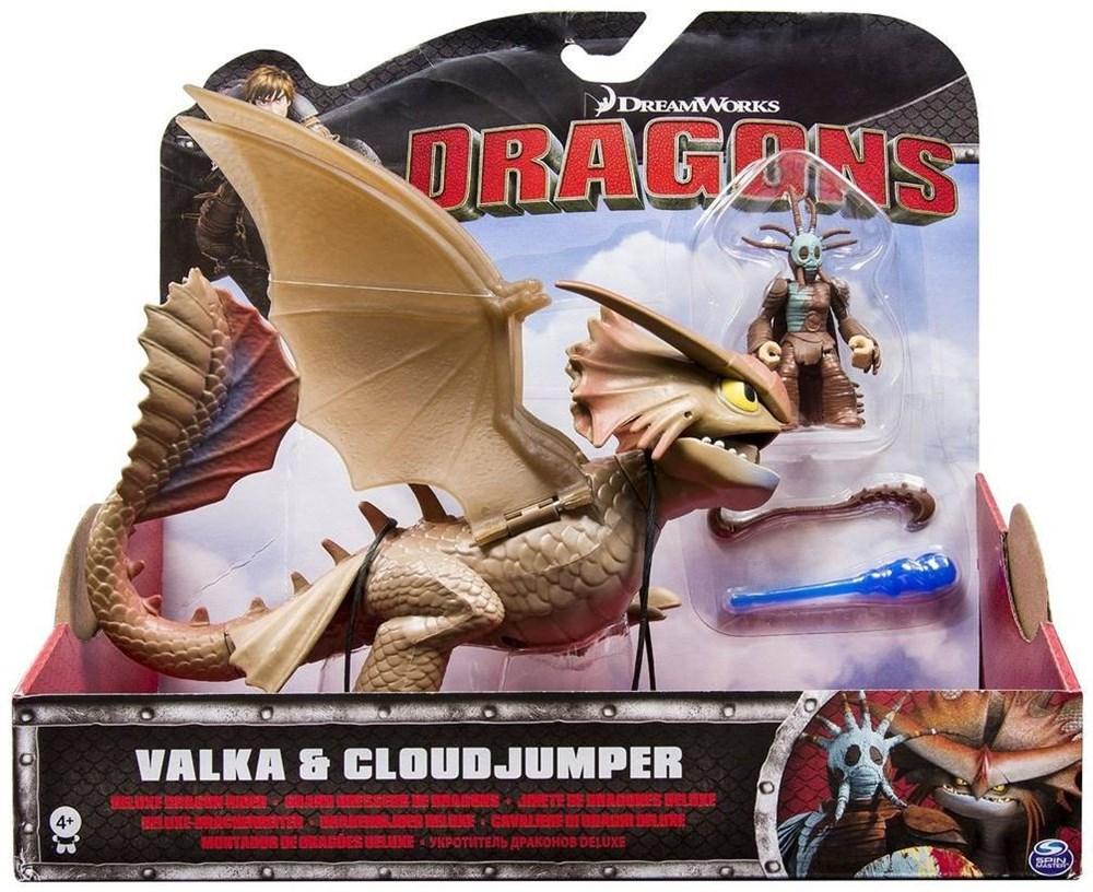 Spin Master Deluxe Dragon  und  Riders - Preisvergleich