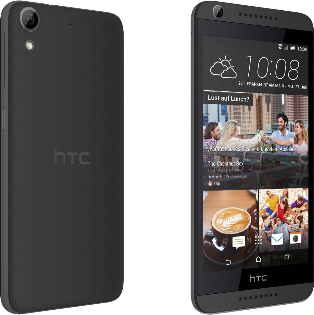 HTC Desire 626G Dual Android 8GB Dual-Sim dark grey