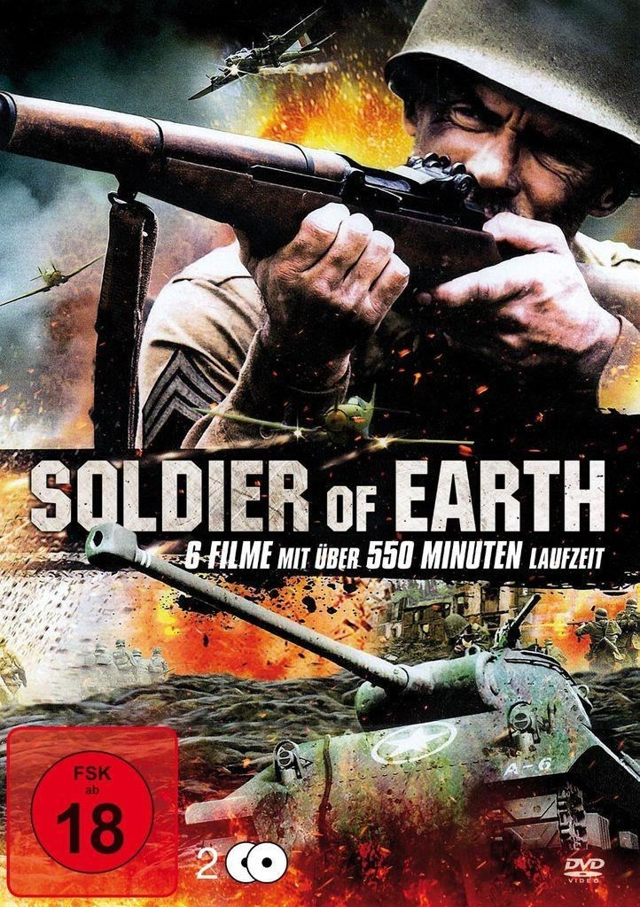 Soldier of Earth (DVD)