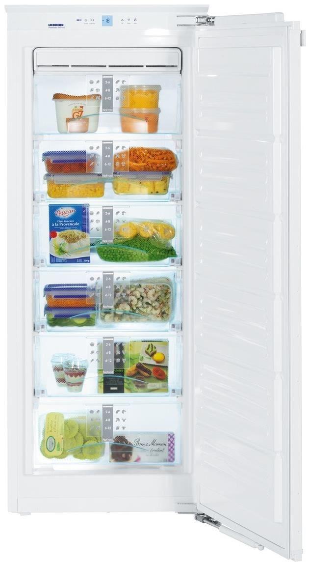 Liebherr IGN 2756-20 001 Einbau-Gefrierschrank - Built-In Freezers ...