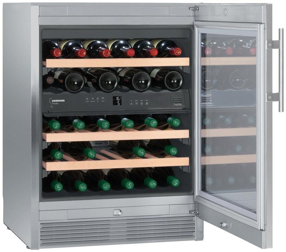Liebherr WTes 1672-20 Weinklimaschrank - Wine Fridges - computeruniverse