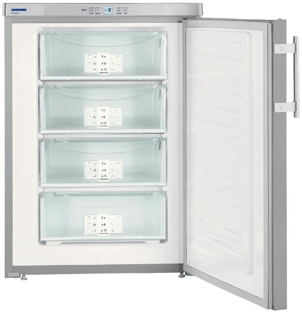 Liebherr Gpesf 1476-20 001 Tisch Gefrierschrank - Freezers ...