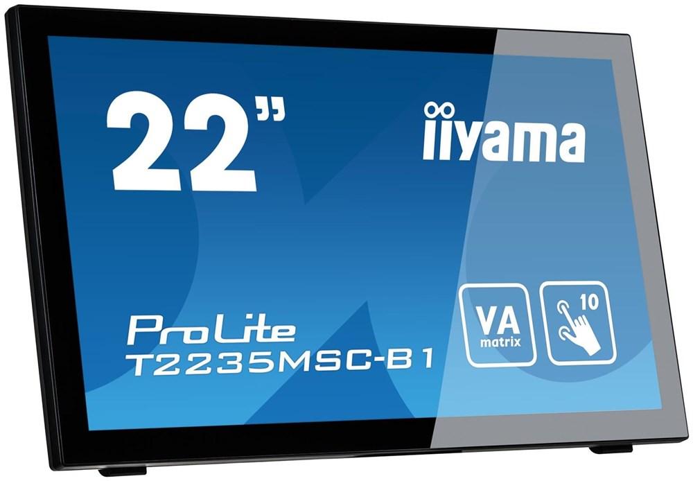 iiyama prolite t2235msc b1 monitore computeruniverse. Black Bedroom Furniture Sets. Home Design Ideas