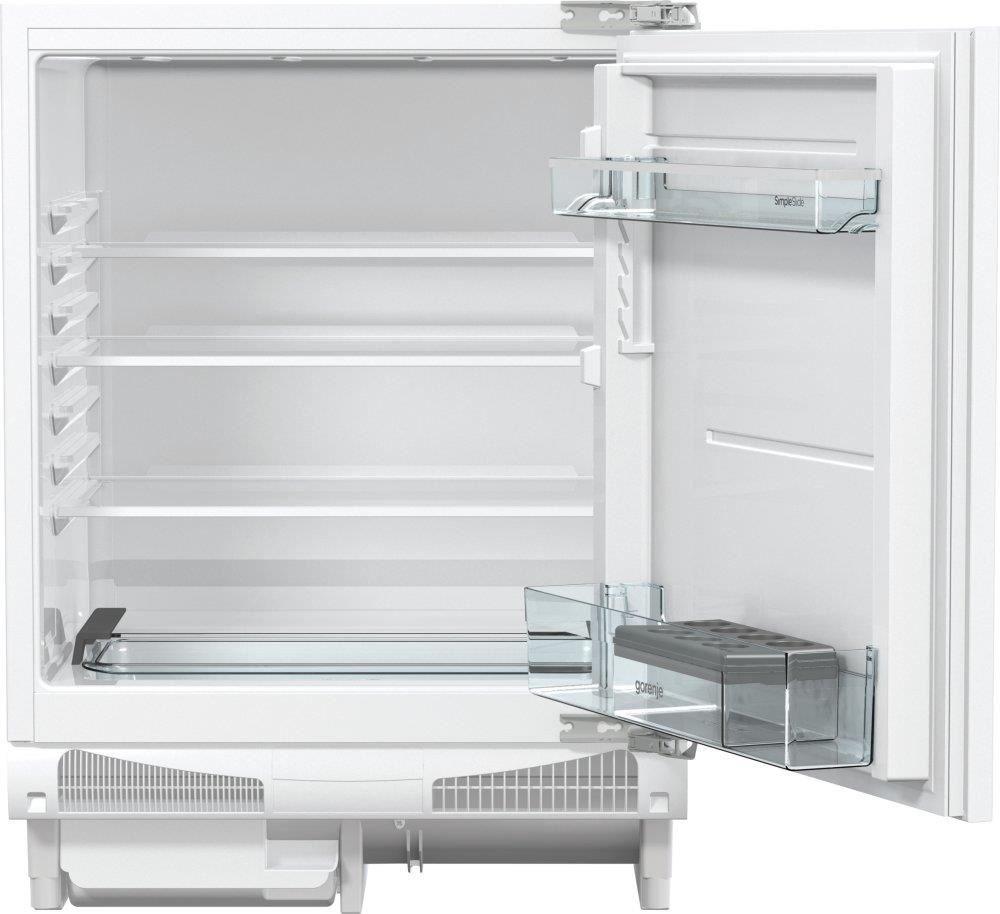 gorenje riu 6092 aw unterbauf hig 60 cm einbauk hlschr nke computeruniverse. Black Bedroom Furniture Sets. Home Design Ideas