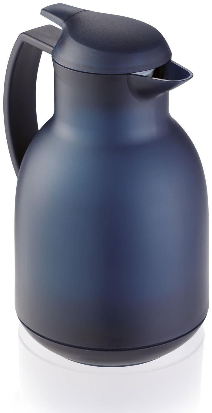 Leifheit 28343 Isolierkanne Bolero 1.0L satin dark-blue (B-Ware)