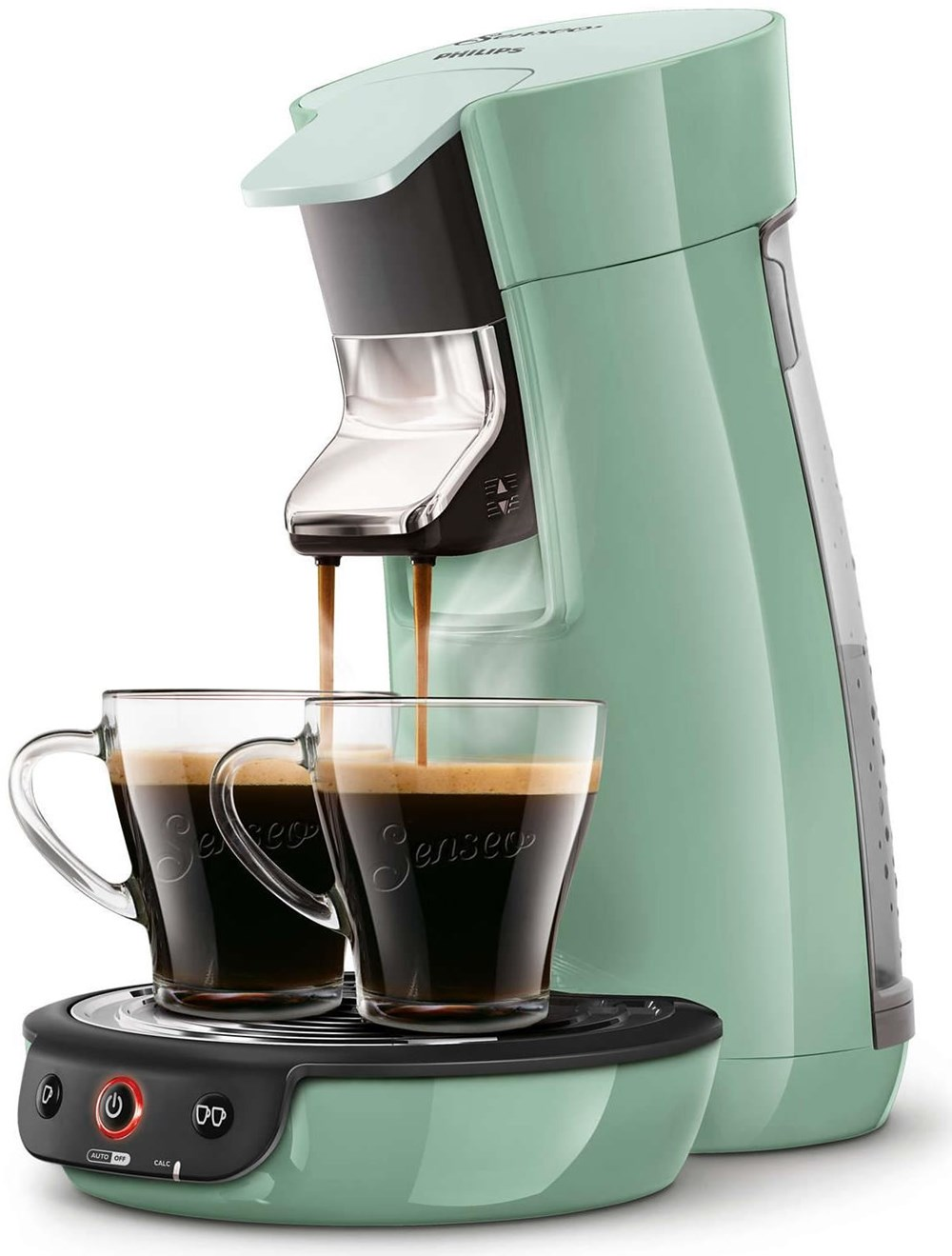 philips hd7829 10 senseo viva caf mint gr n coffee. Black Bedroom Furniture Sets. Home Design Ideas