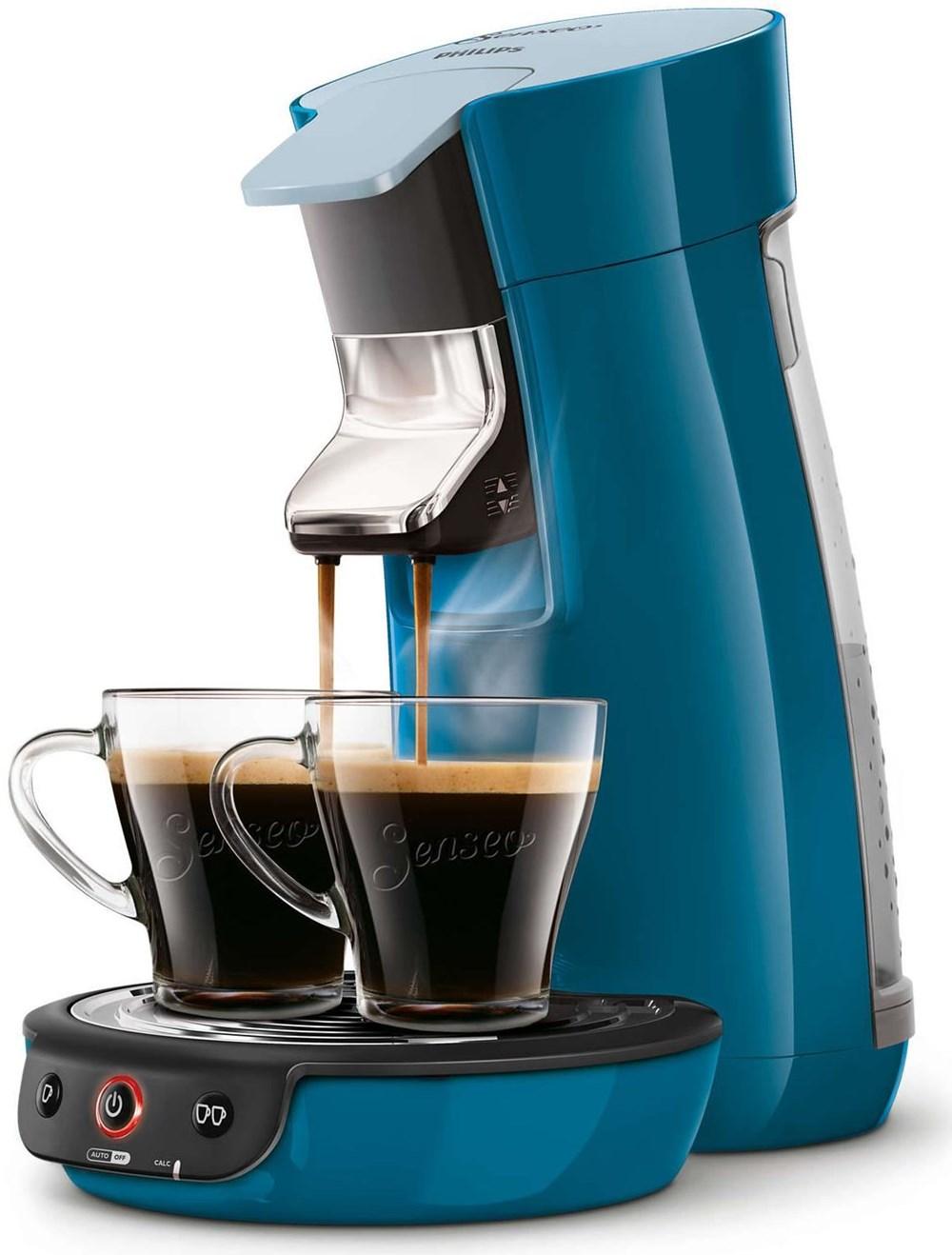 Philips Coffee Maker Pods : Philips HD7829/70 Senseo Viva Cafe turkis - Coffee Pod / Capsule Machines - computeruniverse