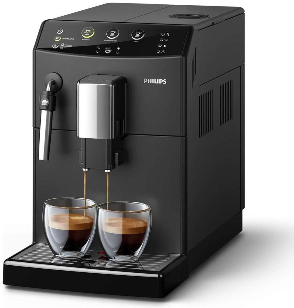 philips saeco hd8827 01 3000 serie panarello schwarz bean to cup coffee machines. Black Bedroom Furniture Sets. Home Design Ideas