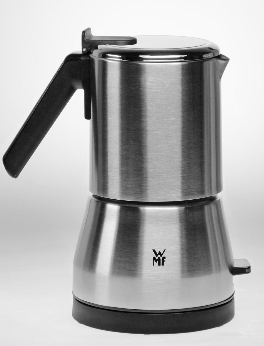 ab euro rommelsbacher eko 366e espressokocher edelstahl kaffeemaschinen und. Black Bedroom Furniture Sets. Home Design Ideas