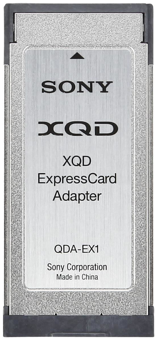 Sony XQD Express Card Reader