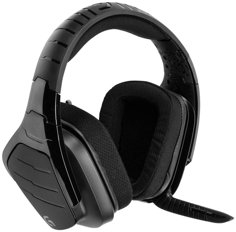 logitech g933 artemis spectrum wireless 7 1 gaming headset. Black Bedroom Furniture Sets. Home Design Ideas