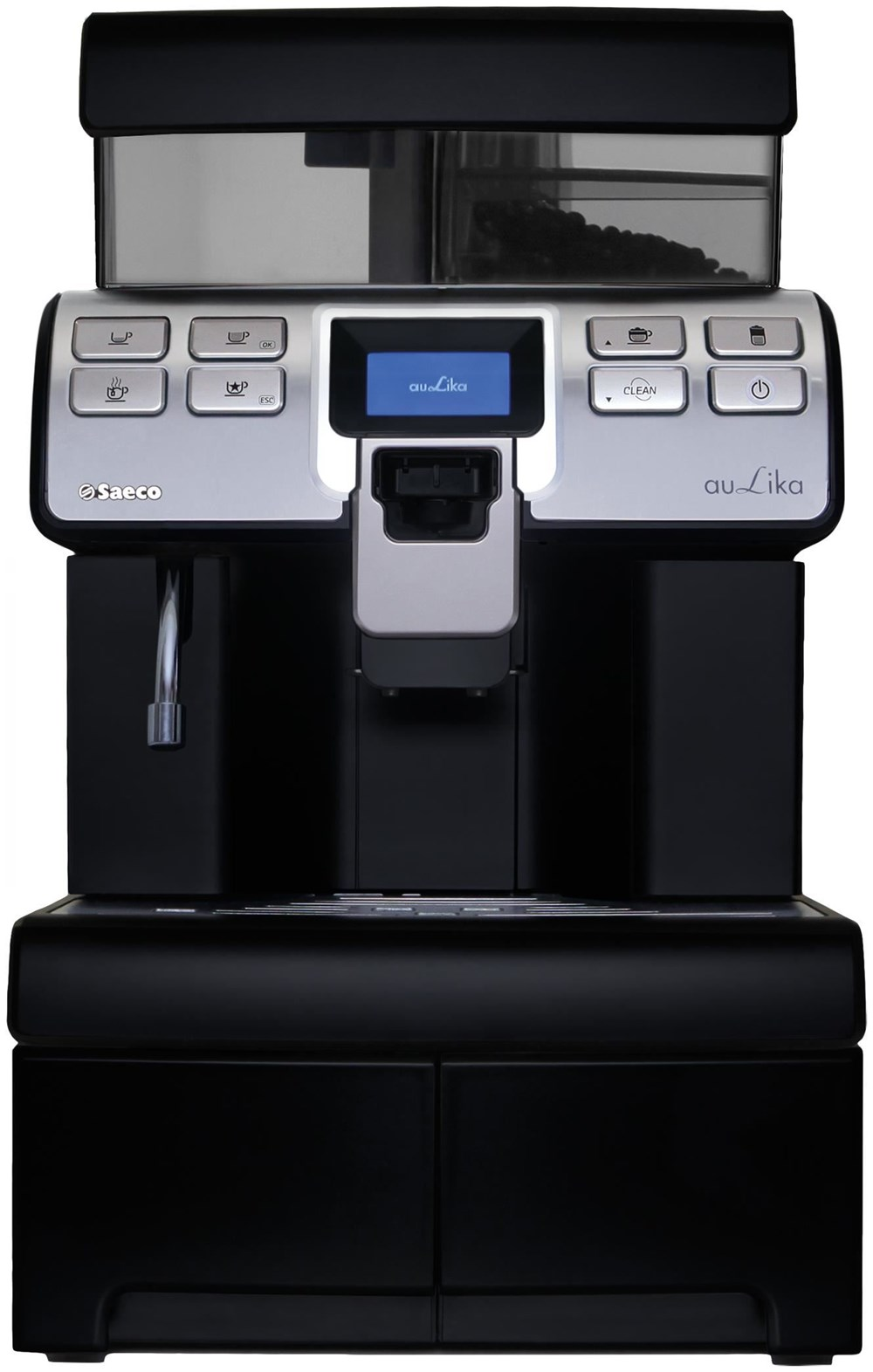 Philips Saeco Aulika Cappuccino - Bean-to-Cup Coffee Machines - computeruniverse