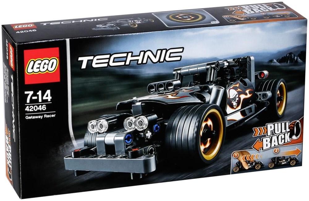 LEGO® Technic 42046 Fluchtfahrzeug - Preisvergleich