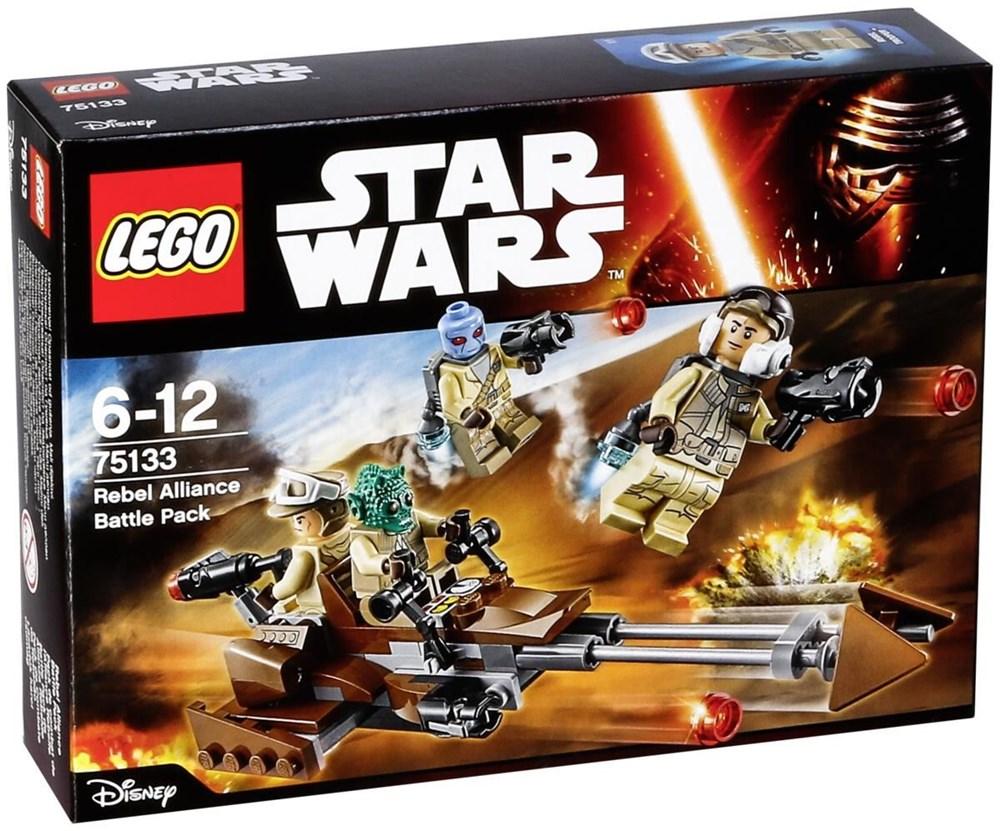 LEGO® Star Wars 75133 Rebel Alliance Battle Pack