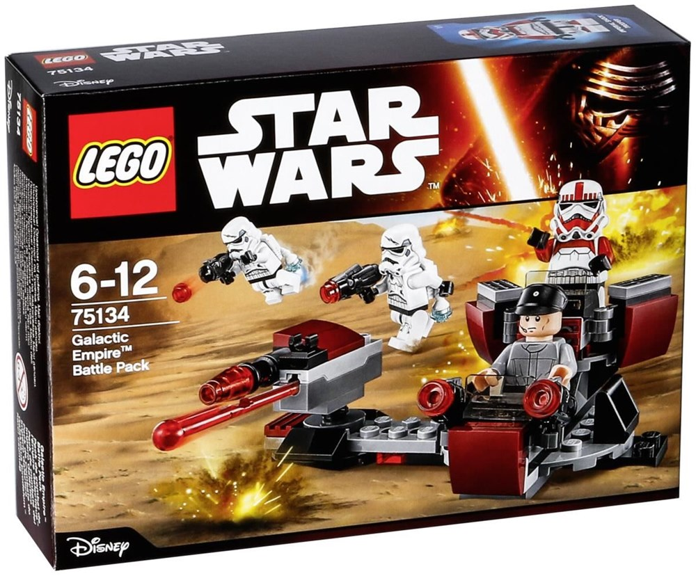 LEGO® Star Wars 75134 Galactic Empire Battle Pack